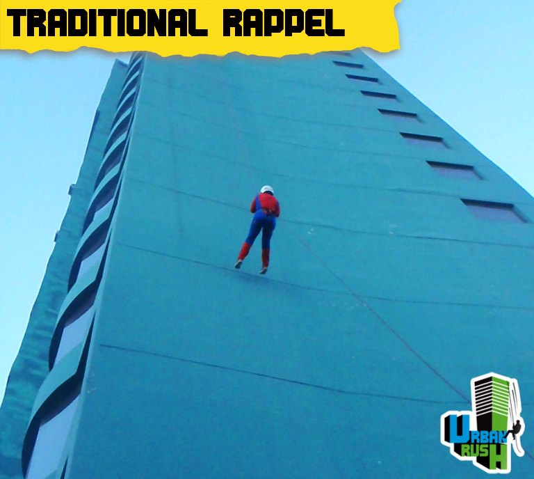 Traditional Rappel